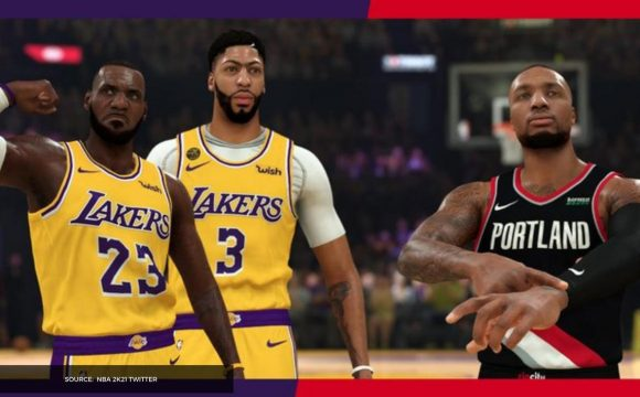 NBA 2K21 – Season 6: Glitched Reality Rewards