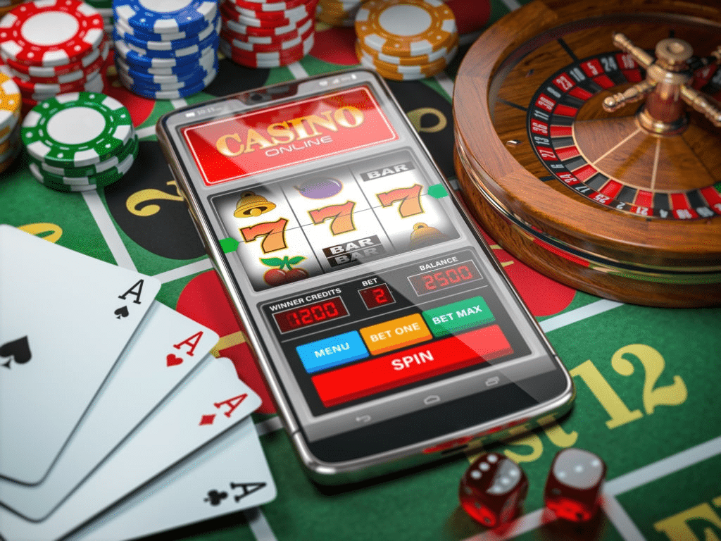 Pump Up Your Sales with These Outstanding Online Gambling Strategies