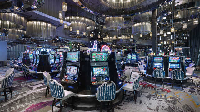 A Fast Way To Unravel The Online Casino Drawback