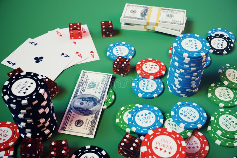 Online Casino Is Certain To Make An Impression In Your Business